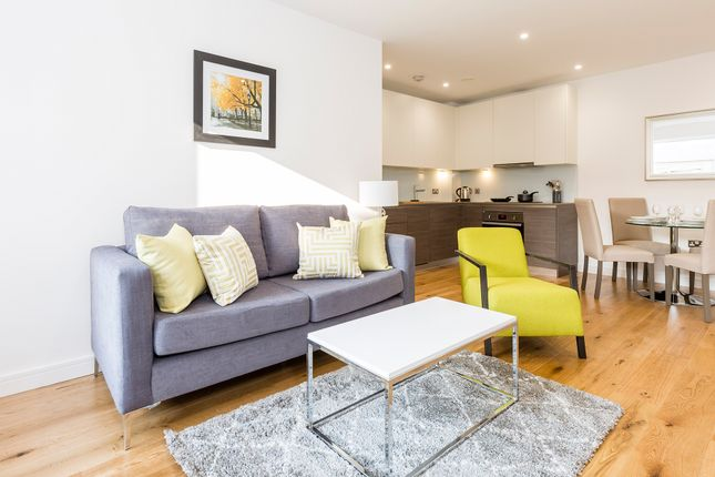 Thumbnail Flat for sale in Church Road, Leyton