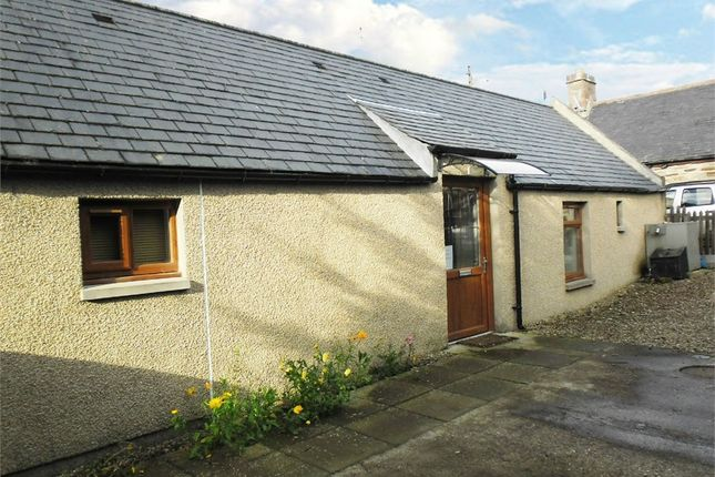 Thumbnail Detached bungalow for sale in Back Street, Newmill, Keith, Moray