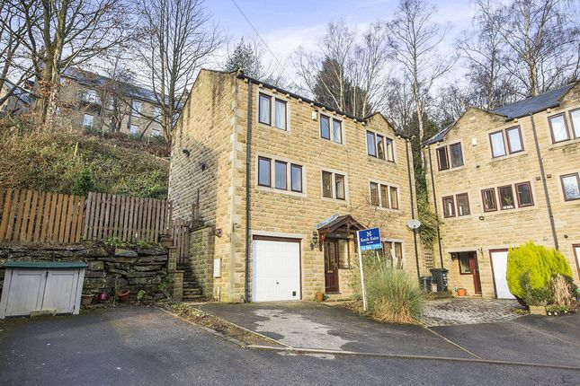 Thumbnail Detached house for sale in Spring Bank, Luddenden, Halifax