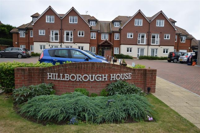 Thumbnail Flat to rent in Hillborough House, Little Common Road, Bexhill