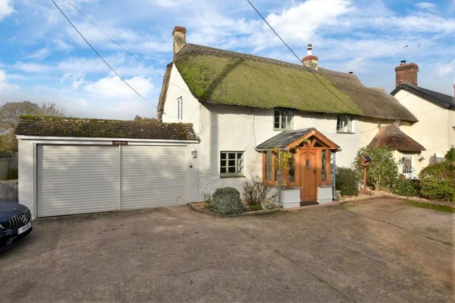 2 bed end terrace house for sale in Colestocks, Honiton, Devon EX14