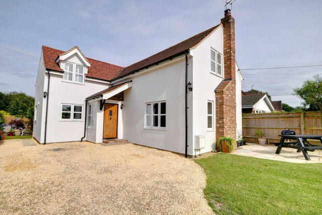 Detached house for sale in Marsh Road, Little Kimble, Aylesbury
