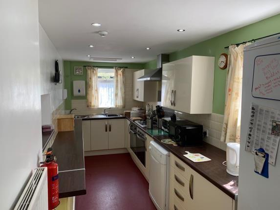 Kitchen of Main Street, Lower Bentham, North Yorkshire LA2