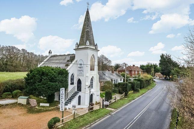 Thumbnail Detached house for sale in Whatlington, Battle