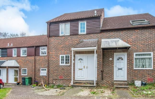 Thumbnail Terraced house for sale in Orbit Close, Chatham, Kent, .