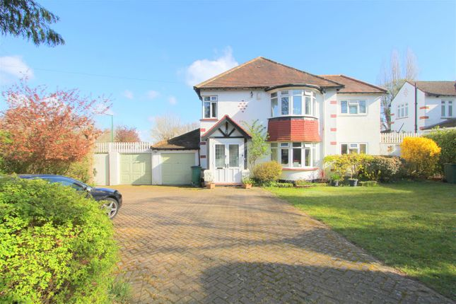 4 bed detached house for sale in The Drive, Wallington SM6