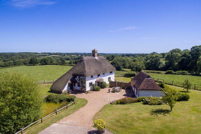 Thumbnail Country house for sale in Churches Green Lane, Dallington / Rushlake Green