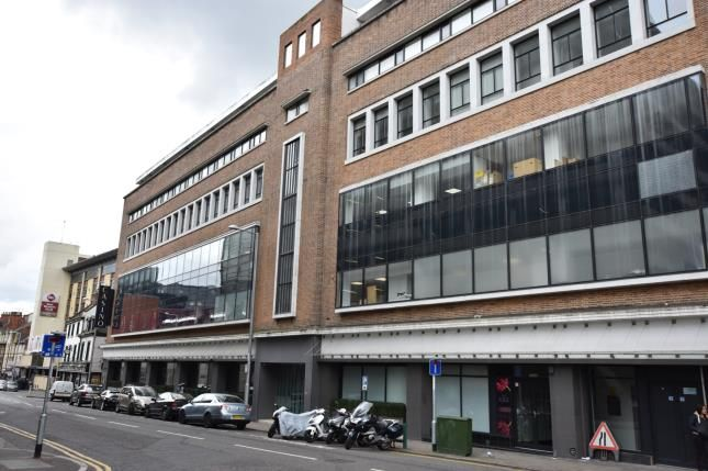 Thumbnail Flat for sale in The Axis, 43 Wollaton Street, Nottingham