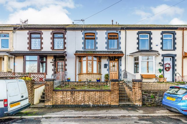 2 bed terraced house for sale in Wyndham Street, Tonypandy CF40