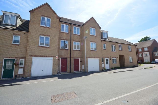 Thumbnail Terraced house to rent in Christmas Street, Gillingham