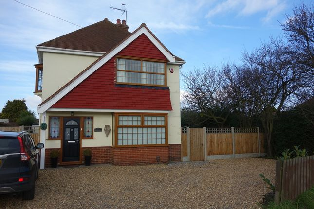 Thumbnail Detached house for sale in Beccles Road, Gorleston, Great Yarmouth