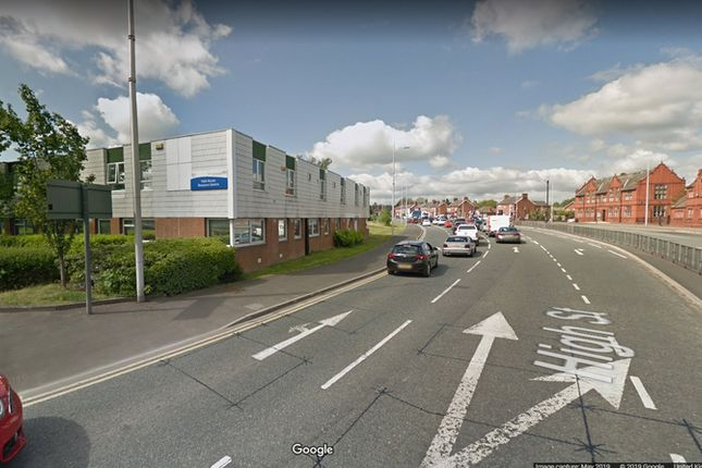 Thumbnail Office for sale in High Street, Winsford