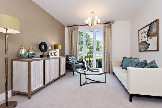 Living Room of Plot 163 - The Drayton, Crowthorne RG45
