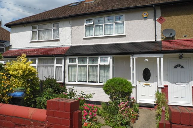 Thumbnail Terraced house for sale in Marlborough Road, Edmonton