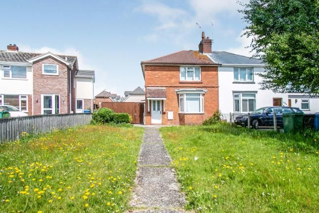 Thumbnail Semi-detached house for sale in Blandford Road, Hamworthy, Poole