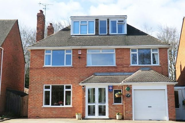 Thumbnail Semi-detached house to rent in Links Drive, Solihull