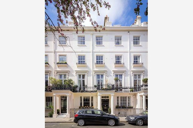 Thumbnail Terraced house for sale in Chester Square, Belgravia
