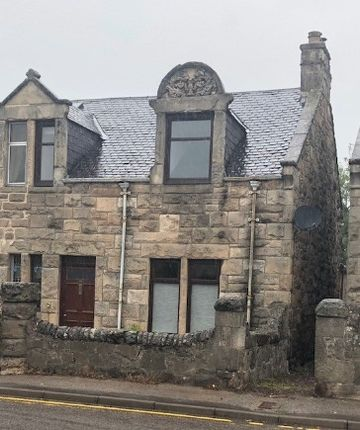 Thumbnail Semi-detached house to rent in West Road, Elgin