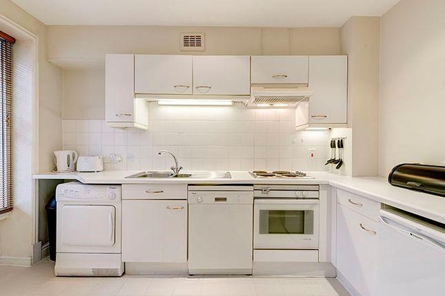 Typical Kitchen of Nottingham Place, London W1U