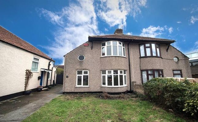 Thumbnail Semi-detached house to rent in Clifton Road, Welling, Kent