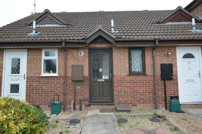 Thumbnail Terraced house for sale in Castle Rise, Thorpe Marriott, Norwich
