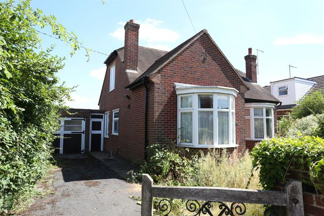 Thumbnail Detached bungalow for sale in Ewenfield Road, Finedon, Wellingborough