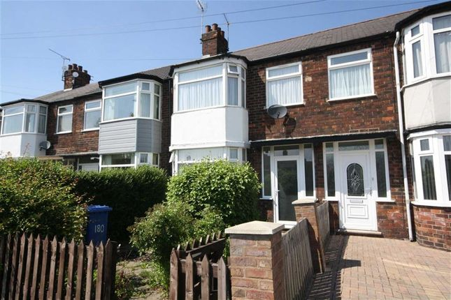 Thumbnail Terraced house to rent in Boothferry Road, Hessle