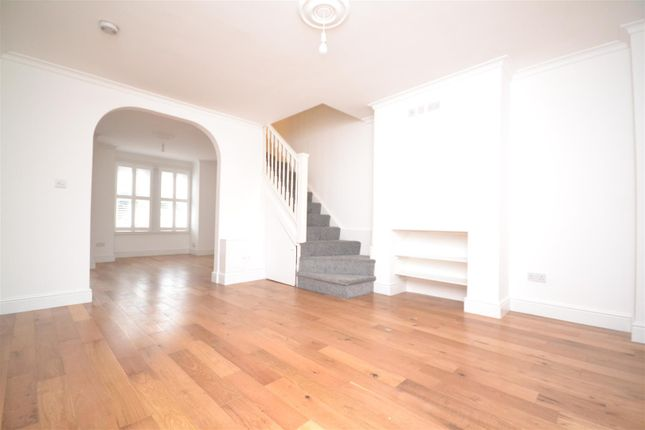 Thumbnail End terrace house to rent in Chertsey Road, St Margarets, Twickenham