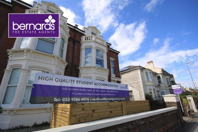Thumbnail Detached house for sale in Victoria Road North, Southsea