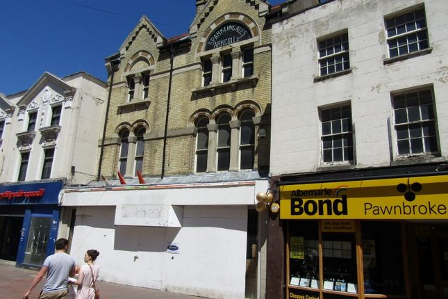 Thumbnail Commercial property for sale in High Street, Chatham, Kent