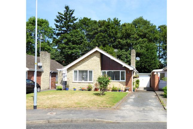 Thumbnail Detached bungalow for sale in Manor Court Road, Bromsgrove