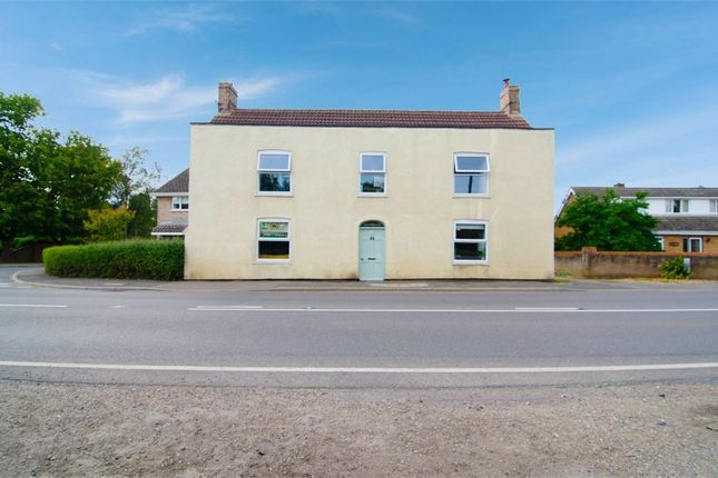 Thumbnail Detached house for sale in Isle Road, Outwell, Wisbech, Norfolk