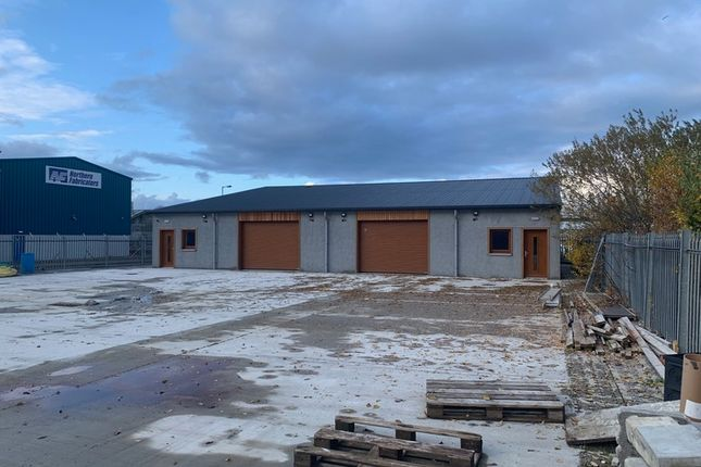Thumbnail Industrial to let in Chanonry Spur, Elgin