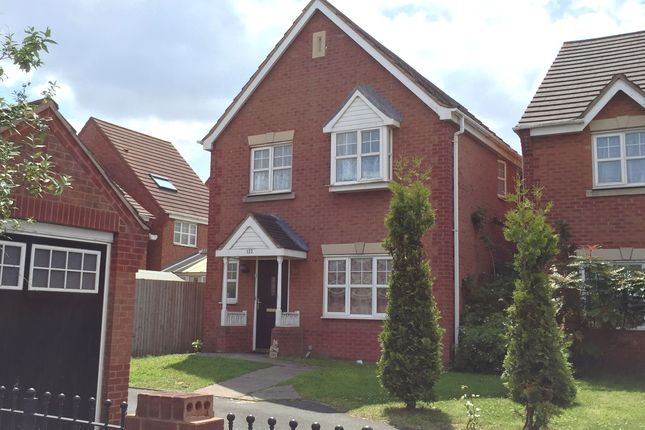 Thumbnail Detached house for sale in St Pauls Road, Smethwick