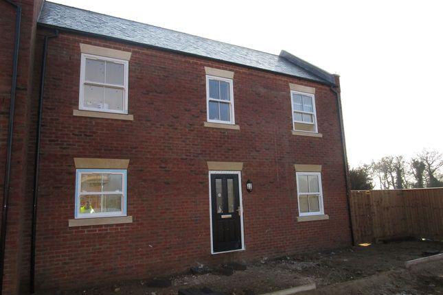 Thumbnail End terrace house for sale in Station Road, Snettisham, King's Lynn