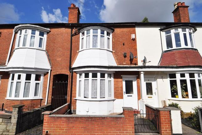 Thumbnail Terraced house to rent in Talbot Road, Bearwood, Smethwick