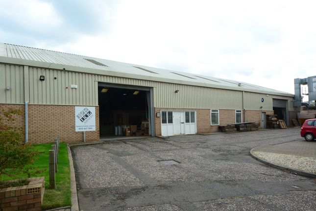 Thumbnail Industrial to let in Carron Place, Edinburgh