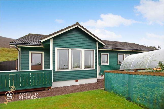 Thumbnail Detached house for sale in Port Arthur, Scalloway, Shetland