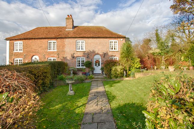 Thumbnail Semi-detached house for sale in Back Lane, Nazeing, Waltham Abbey