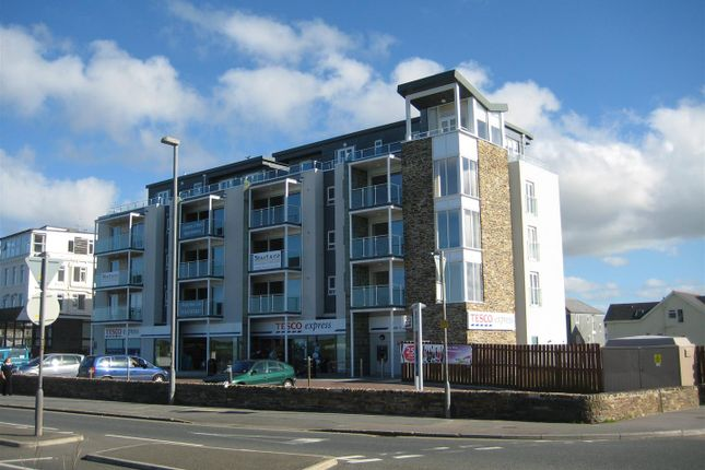 Thumbnail Flat to rent in Narrowcliff, Newquay