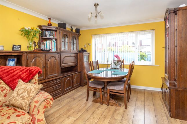 Dining Area of Spring Bank Avenue, Dunnington, York YO19