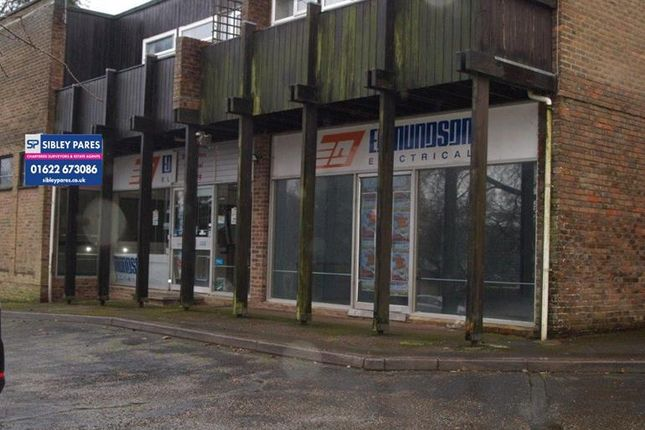 Thumbnail Retail premises to let in Broadmead, Tunbridge Wells