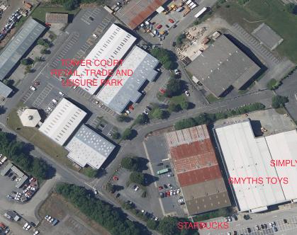 Thumbnail Light industrial to let in Unit 6 Tower Court, St David's Road, Enterprise Park, Swansea