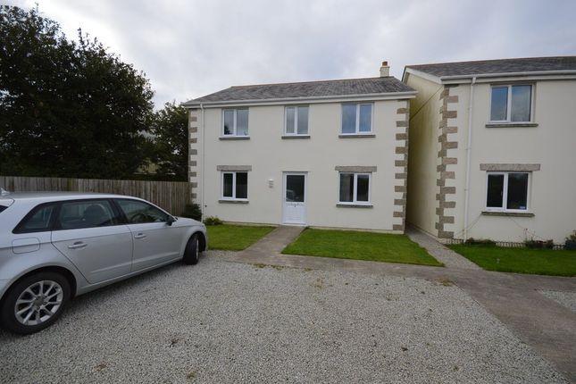 Thumbnail Property to rent in Church Road, Shortlanesend, Truro