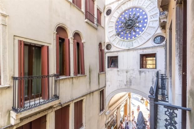 Thumbnail Apartment for sale in Ca' Dell'orologio, San Marco, Venice, Italy