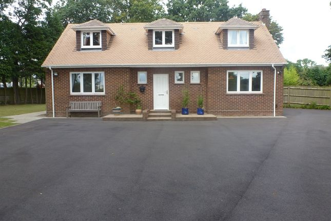 Thumbnail Detached house for sale in Heath Road North, Locks Heath, Southampton