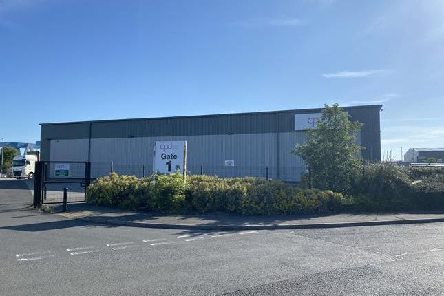 Thumbnail Light industrial to let in G, Ipark, Innovation Way, Hull, East Yorkshire