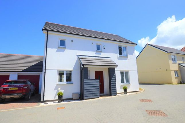 Thumbnail Detached house for sale in Glanville Road, Camborne, Cornwall