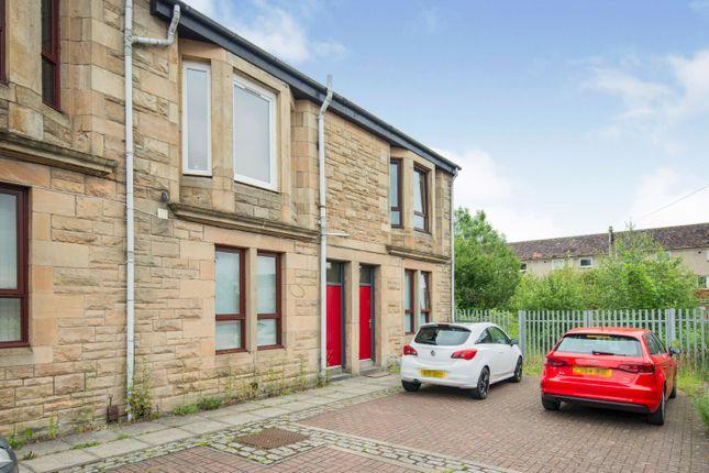 Thumbnail Flat for sale in Eastfield Terrace, Bellshill, North Lanarkshire