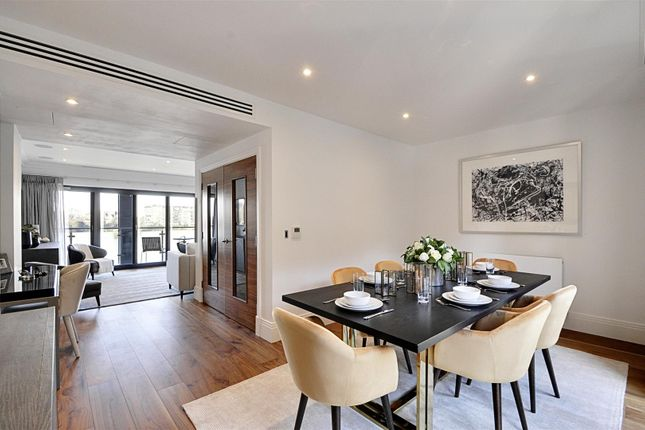 Thumbnail Flat to rent in Oxbridge Terrace, Rainville Road, Hammersmith